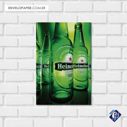Placa Decorativa - heineken 2