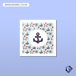 Placa Decorativa 30x30cm - naval 1