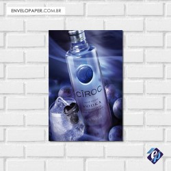 Placa Decorativa - ciroc