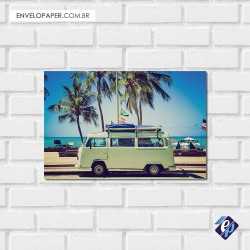 Placa Decorativa - kombi 2