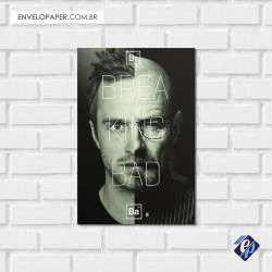 Placa Decorativa - breaking bad