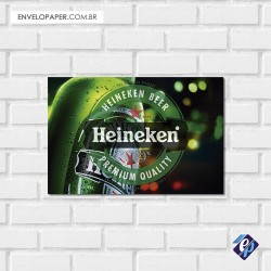Placa Decorativa - heineken 4