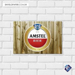 Placa Decorativa - amstel