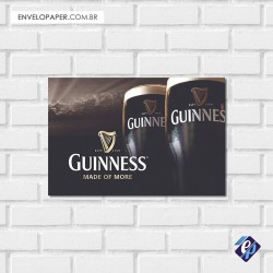 Placa Decorativa - guinnes