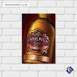 Placa Decorativa - chivas